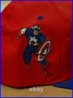 1993 Captain America Marvel Comics American Needle, MINT, Direct Market, RARE