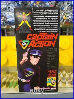 2013 Captain Action 1/6 IRON MAN 12'' Equipment & Uniform Round 2 Marvel New
