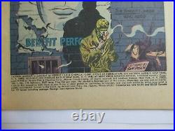 4.5 VG+ CAPTAIN AMERICA Vol 1 #110 Marvel Comic Book Feb 1969 Madame Hydra