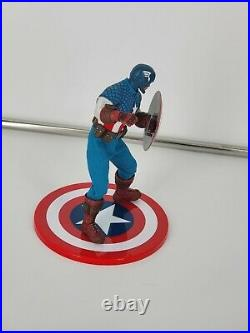 AUTHENTIC Mezco One12 Collective Marvel Comics CAPTAIN AMERICA Action Figure