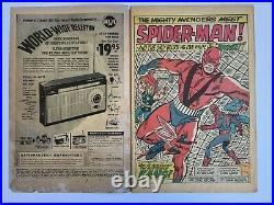 Avengers #11 Amazing Spider-Man Captain America Thor Marvel Comics
