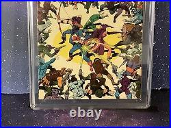 Avengers #24 Marvel Comic CGC 9.0 Stan Lee Kirby KANG 1966 Captain Scarlet Witch