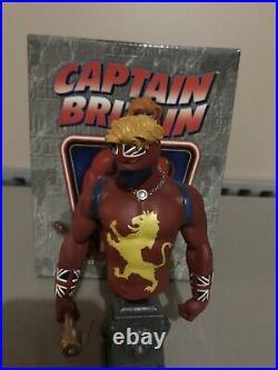 Bowen Designs Captain Britain 70s Version Bust Marvel Statue Comics Avengers