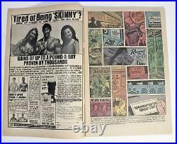 CAPTAIN AMERICA #111 Marvel Comics 1969