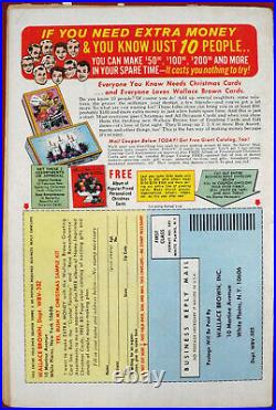 CAPTAIN AMERICA #117 1st Appearance of The Falcon 1969 MCU Marvel #comics