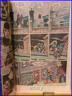 CAPTAIN AMERICA 290 1st appearance of Mother Superior