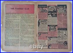 CAPTAIN AMERICA # 73 PR 0.5 ATLAS MARVEL GOLDEN AGE COMIC 1949 Golden Girl App