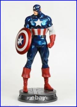 CAPTAIN AMERICA AVENGERS version statue-Bowen Designs-Sealed-Marvel-Sideshow-NIB