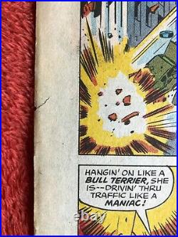 CAPTAIN BRITAIN #8 Marvel Comics 1st App of Psylocke Betsy Braddock