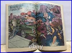 Captain America #111 1st App of Mankiller by Steranko 7.5 VF- Marvel Comics