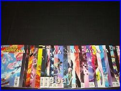 Captain America 1-30 Complete Comic Lot Run Set Ta-Nehisi Coates Marvel
