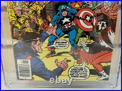 Captain America #217 CGC 7.0 (Marvel Comics 1978) 1st Appearance of Quasar