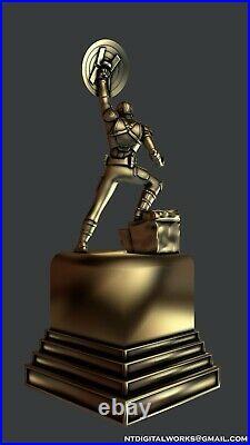 Captain America 75th Anniversary Tribute Statue 1/12 Scale Bronze Replica 089