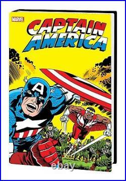 Captain America By Jack Kirby Omnibus Hc New Ptg DM (marvel Comics) 101920