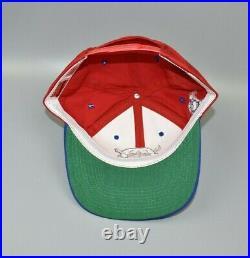 Captain America Marvel Comics American Needle Vintage 90s Snapback Cap Hat NWT