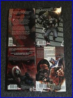 Captain America Ultimate Hardcover HC lot of 20 Books Brubaker Marvel