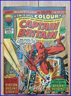 Captain Britain 8 1st Appearance Of Betsy Braddock Psylocke offers welcome