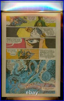 Captain Britain #8 Cgc 9.8 White Pages