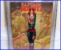Captain Marvel #14 CGC Universal Grade Comic 9.8 1st Appearance Kamala Khan