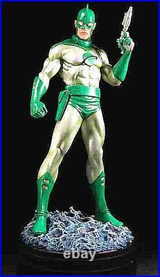 Captain Marvel 1960's Statue New 2007 Bowen Designs Marvel Comics Amricons