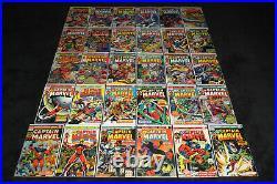 Captain Marvel 1 62 1968 Marvel Comics Thanos Avengers Collection Lot 18 28 33