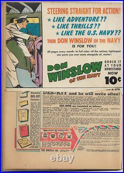 Captain Marvel Adventure #26 (1943) 1st appearance of Mister Mind
