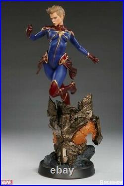 Captain Marvel Premium Format Figure Unopened! Sideshow Collectibles #397/2500