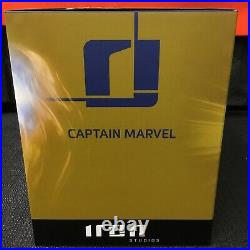 Iron Studios Captain Marvel Statue From Avengers Endgame 110 Scale