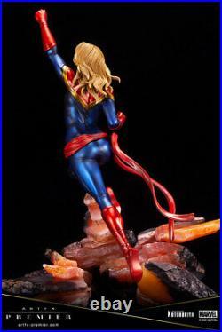 MARVEL UNIVERSE Captain Marvel Artfx Premier Statue KOTOBUKIYA BNIB PRE-ORDER