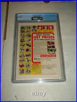 Marvel CAPTAIN MARVEL #1 CGC 9.0 Story Cont. From Marvel Super-Heroes #13