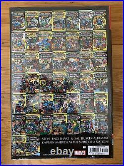 Marvel Comics CAPTAIN AMERICA Omnibus Vol #3 BUSCEMA DM Cver 2021 Global Ship NM