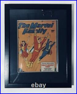 Marvel Family 3 (SHAZAM!) CGC (Captain Marvel, Mary Marvel, Captain Marvel Jr.)