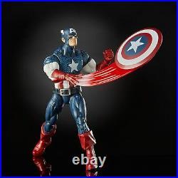 Marvel Legends THOR CAPTAIN AMERICA IRON MAN 80 Years 80th Anniversary Set of 3