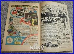 Marvel atlas timely comics Golden age Captain America 57 6.5 FN+ 1946 avengers