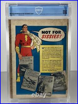Master Comics #22 CBCS 2.5 GD+ 1st Captain Marvel Jr. Cover 2nd App. Pedigree
