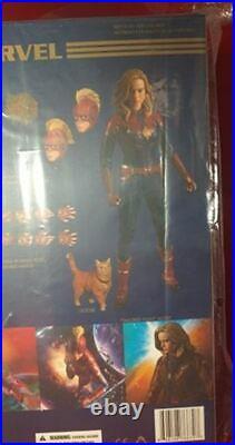 Mezco Toys one12 Collective Captain Marvel Action Figure