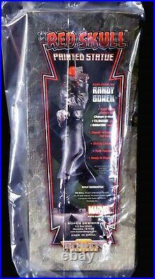 Red Skull Statue New 2006 Bowen Marvel Captain America Amricons
