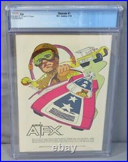 SHAZAM #1 (Captain Marvel, Jr. & Mary 1st appearance) CGC 9.6 NM+ DC Comics 1973