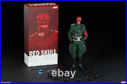 Sideshow Red Skull Marvel Comics Captain America Avengers Action Figure 100175