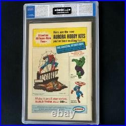 Tales of Suspense #86 (Marvel 1967) CGC 9.0 Iron Man Captain America Comic