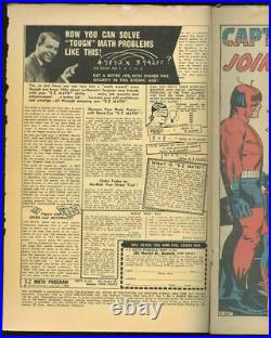 The Avengers #4 Captain America Lives Again! March 1963. Cap Revival! 1st SA CAP