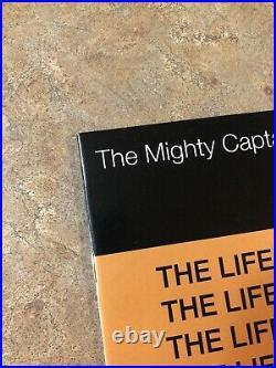 The Mighty Captain Marvel 1 Hip Hop Variant Kanya West Jenny Frison Marvel Comic