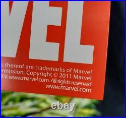 Vintage Marvel Incredible Hulk T Shirt Mad Engine Large Thor Captain America