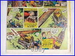 Whiz Comics #137 (1951 Fawcett) Captain Marvel Comic Book, Sci-Fi Cover RARE 6.5