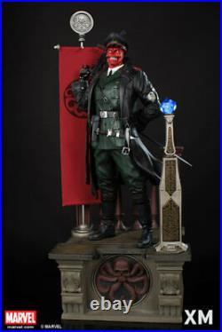 XM Studios Marvel Red Skull 14 Scale Statue Captain America, Nazi, Avengers